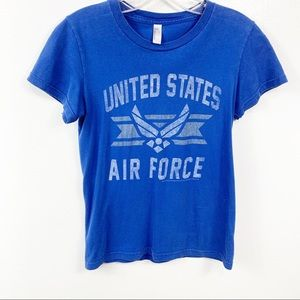 American Apparel United States Air Force Tee Shirt